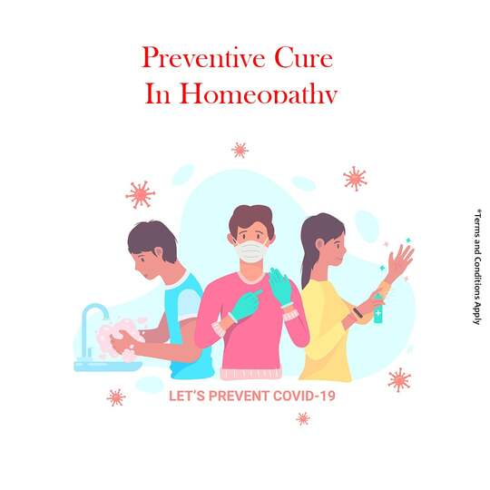 Preventive Cure In Homeopathy