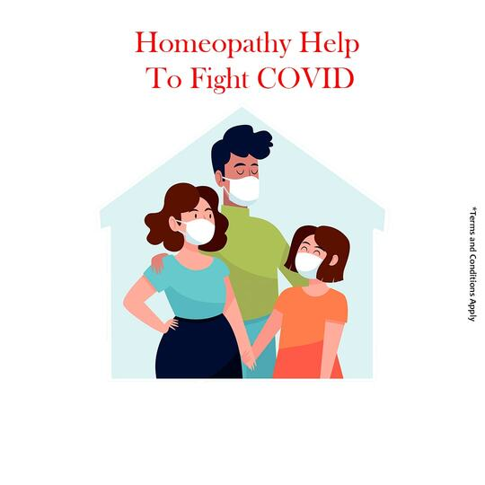 Homeopathy Help To Fight COVID