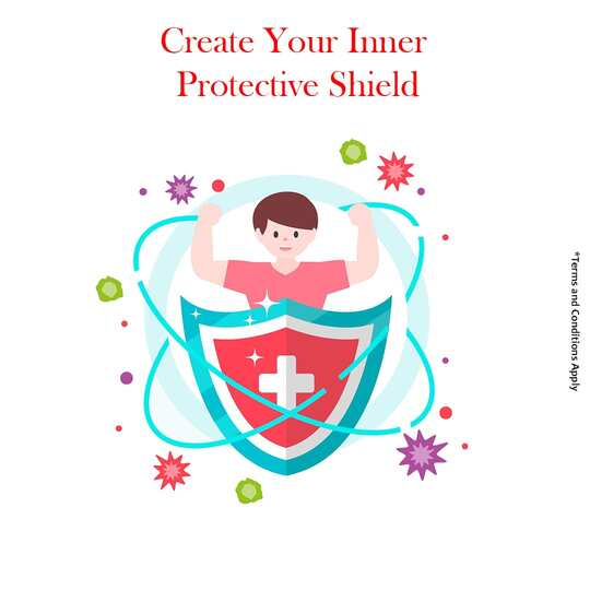 Create Your Inner Protective Shield