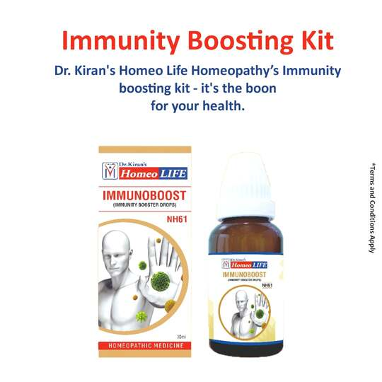 Immunity Boosting Kit
