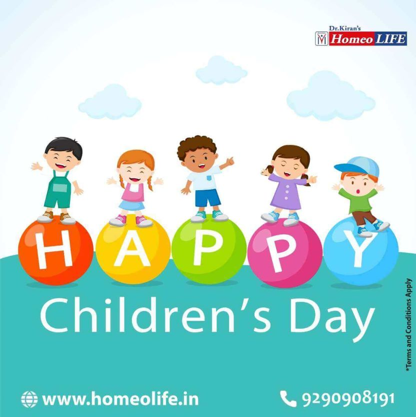 Children's Day and Child health
