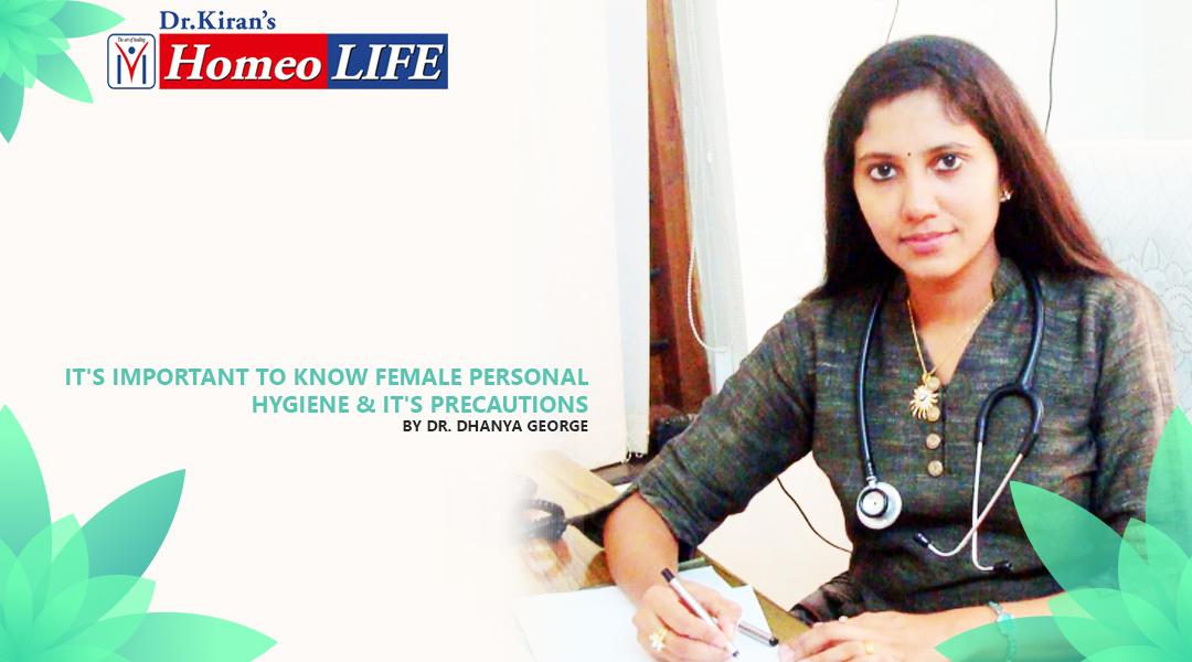 Female personal hygiene